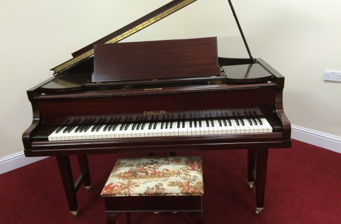 Piano for sale. Stools, New & Reconditioned
