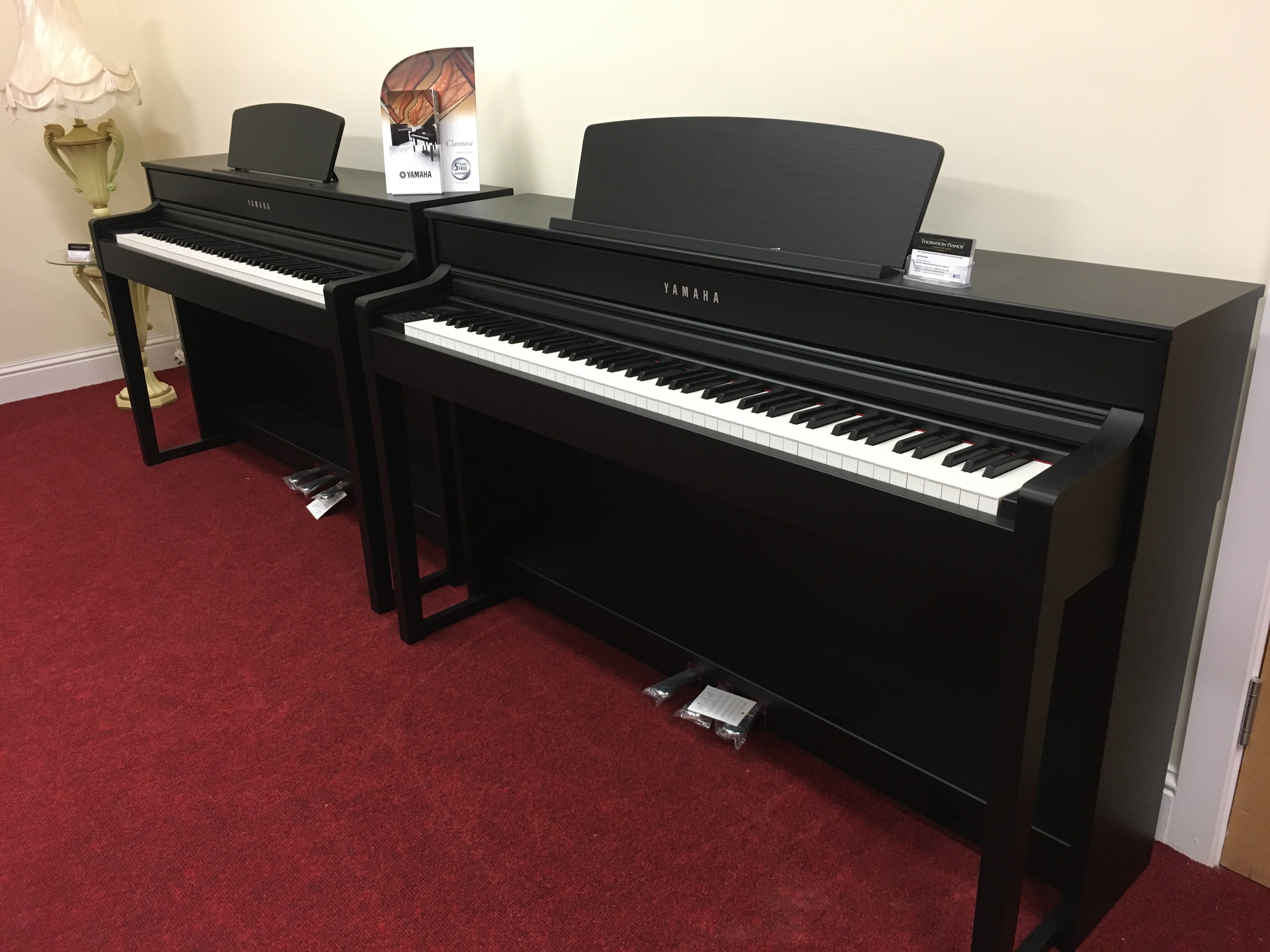 yamaha clavinova clp models promotion thornton pianos ireland. Black Bedroom Furniture Sets. Home Design Ideas