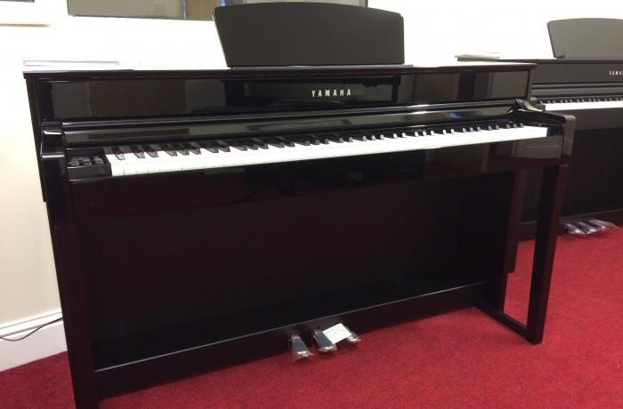 """Yamaha Digital Pianos """"Clavinova & Arius"""""""