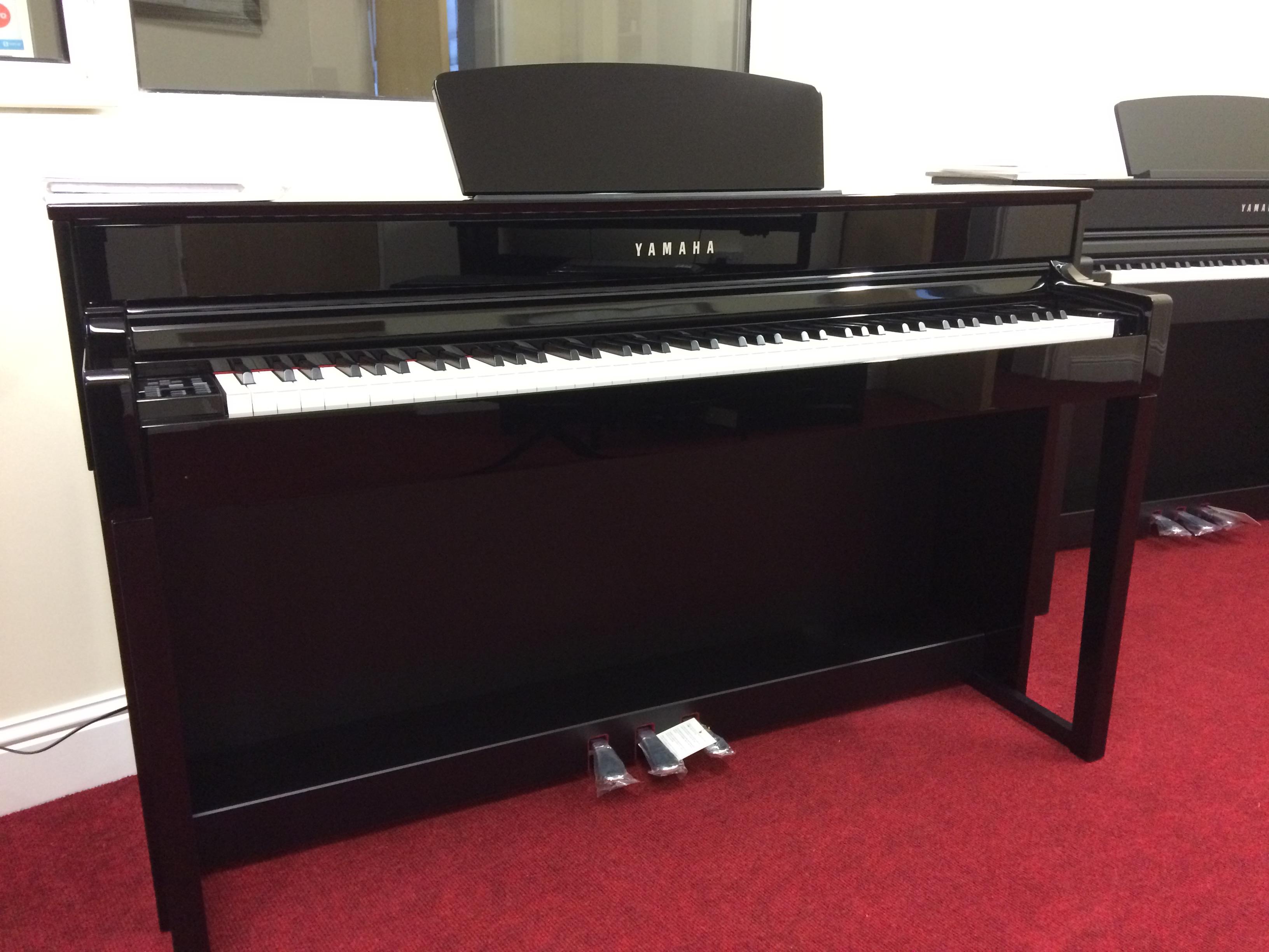 yamaha digital pianos clavinova. Black Bedroom Furniture Sets. Home Design Ideas