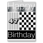 47 birthday